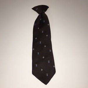 JOHN WEITZ CLIP ON BOY TIE
